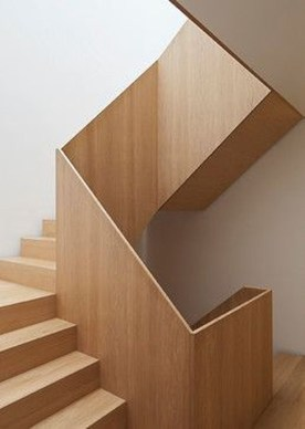 Gorgeous Wooden Staircase Design Ideas For Branching Out 23