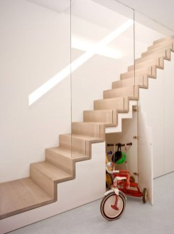 Gorgeous Wooden Staircase Design Ideas For Branching Out 37