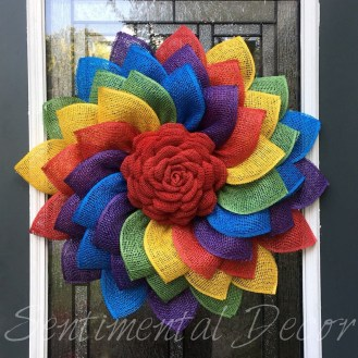 Hottest Summer Wreath Design And Remodel Ideas 17