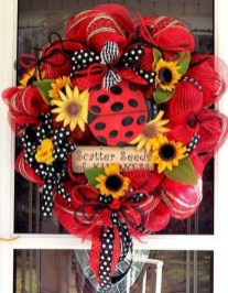 Hottest Summer Wreath Design And Remodel Ideas 30