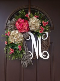 Hottest Summer Wreath Design And Remodel Ideas 31