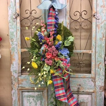 Hottest Summer Wreath Design And Remodel Ideas 33