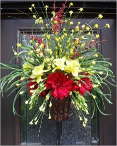 Hottest Summer Wreath Design And Remodel Ideas 46
