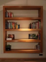 Latest Diy Bookshelf Design Ideas For Room 20