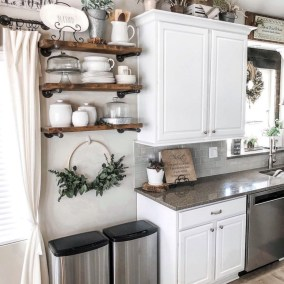 Latest Farmhouse Kitchen Décor Ideas On A Budget 01