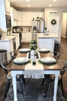 Latest Farmhouse Kitchen Décor Ideas On A Budget 06
