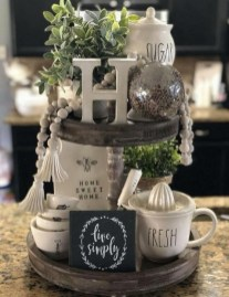 Latest Farmhouse Kitchen Décor Ideas On A Budget 31
