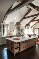 Latest Farmhouse Kitchen Décor Ideas On A Budget 41