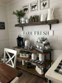 Latest Farmhouse Kitchen Décor Ideas On A Budget 50