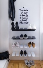 Latest Shoes Rack Design Ideas To Try 01