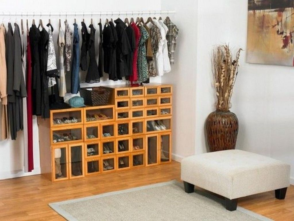 Latest Shoes Rack Design Ideas To Try 07