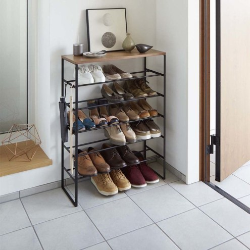 Latest Shoes Rack Design Ideas To Try 30