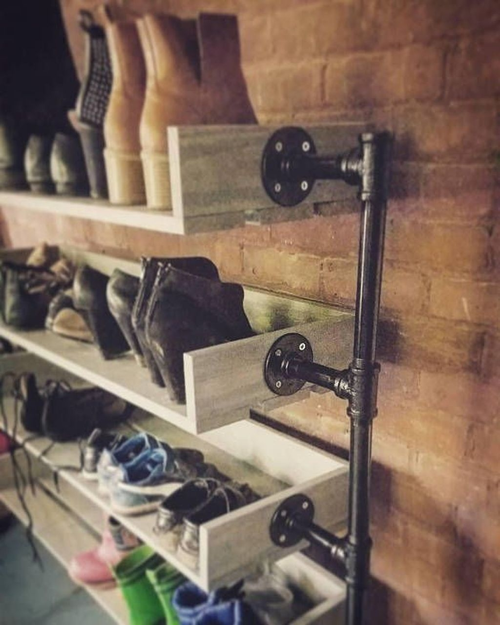 Latest Shoes Rack Design Ideas To Try 37