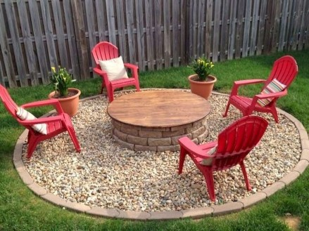 Newest Backyard Fire Pit Design Ideas That Looks Great 02