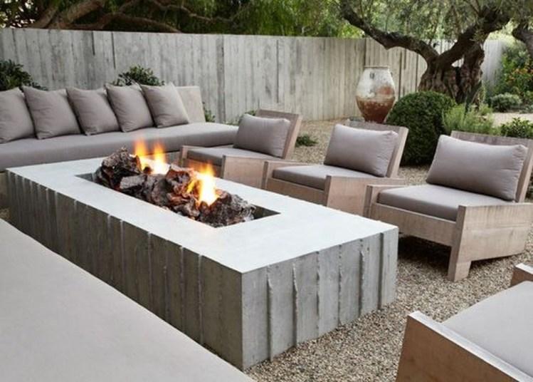 Newest Backyard Fire Pit Design Ideas That Looks Great 07