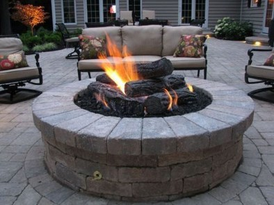 Newest Backyard Fire Pit Design Ideas That Looks Great 23