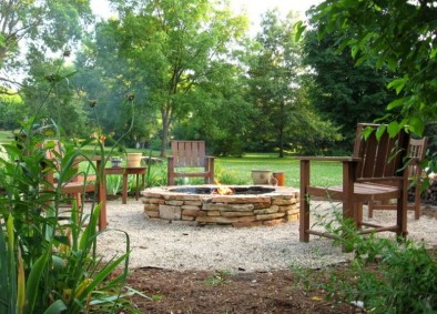 Newest Backyard Fire Pit Design Ideas That Looks Great 24
