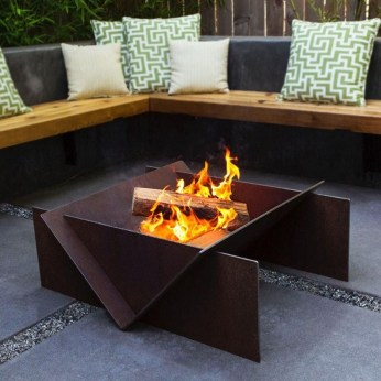 Newest Backyard Fire Pit Design Ideas That Looks Great 42