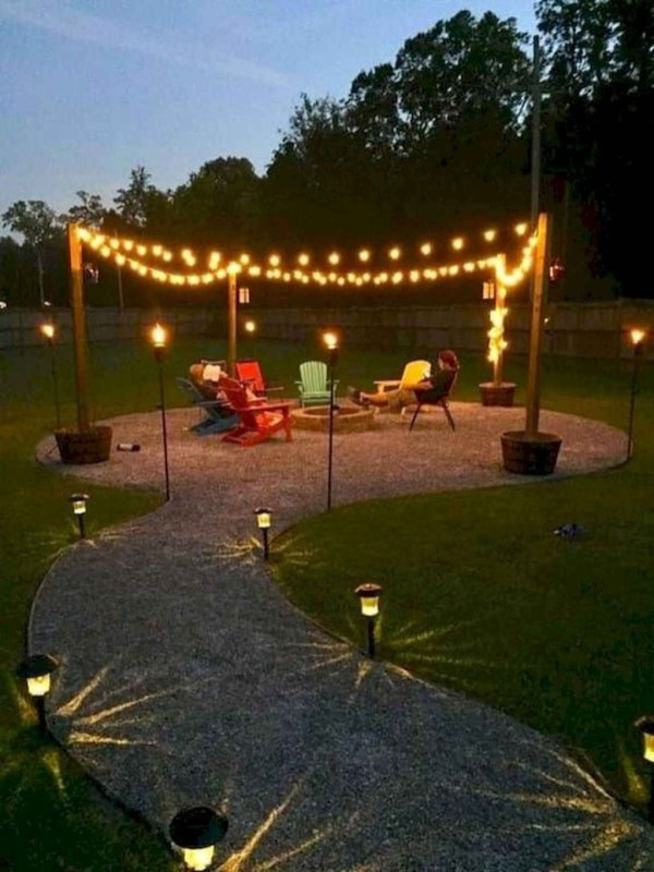 Newest Backyard Fire Pit Design Ideas That Looks Great 45