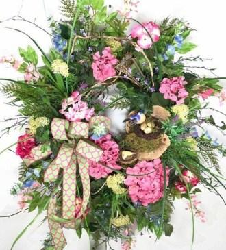 Newest Front Door Wreath Decor Ideas For Summer 15