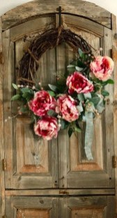 Newest Front Door Wreath Decor Ideas For Summer 22