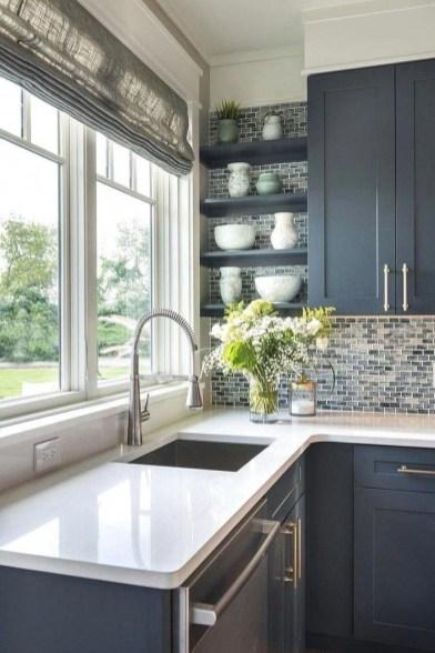 Trendy Fixer Upper Farmhouse Kitchen Design Ideas 11