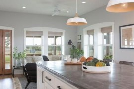 Trendy Fixer Upper Farmhouse Kitchen Design Ideas 20