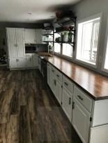 Trendy Fixer Upper Farmhouse Kitchen Design Ideas 33