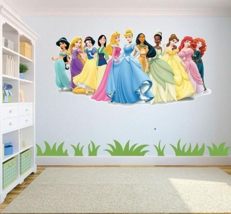 Adorable Disney Room Design Ideas For Your Childrens Room 22