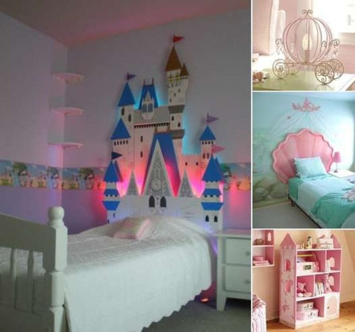 Adorable Disney Room Design Ideas For Your Childrens Room 33