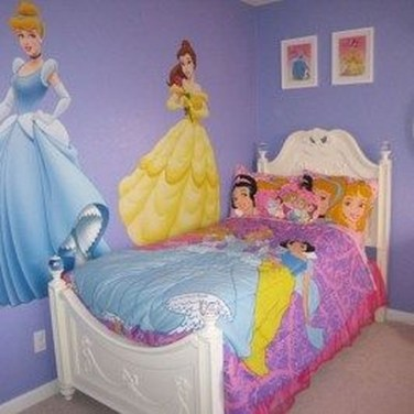 Adorable Disney Room Design Ideas For Your Childrens Room 42