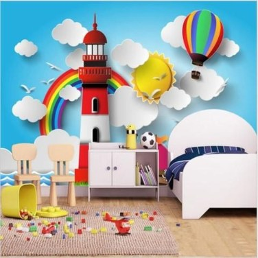 Adorable Disney Room Design Ideas For Your Childrens Room 43