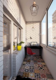 Amazing Balcony Design Ideas On A Budget 06