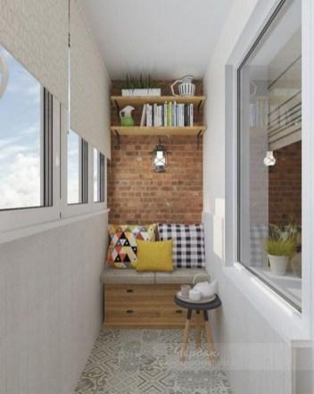 Amazing Balcony Design Ideas On A Budget 26