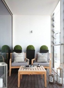 Amazing Balcony Design Ideas On A Budget 28