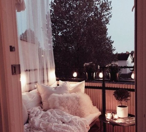 Amazing Balcony Design Ideas On A Budget 50
