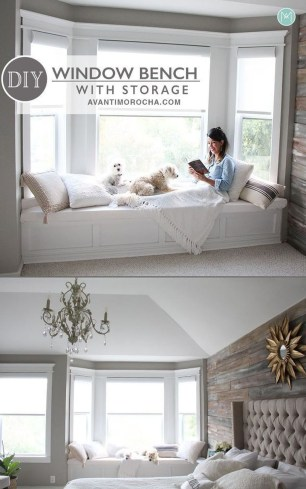 Amazing Window Seat Ideas For A Cozy Home 50