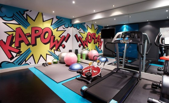 Astonishing Home Gym Room Design Ideas For Your Family 01