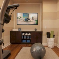 Astonishing Home Gym Room Design Ideas For Your Family 14