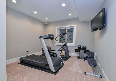 Astonishing Home Gym Room Design Ideas For Your Family 22