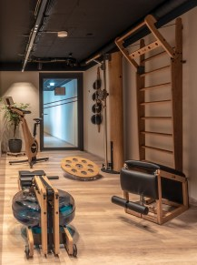 Astonishing Home Gym Room Design Ideas For Your Family 25