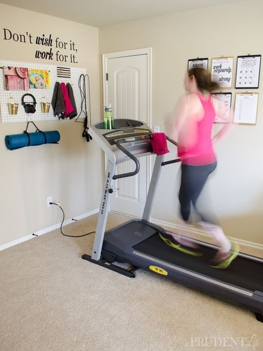 Astonishing Home Gym Room Design Ideas For Your Family 41