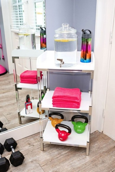 Astonishing Home Gym Room Design Ideas For Your Family 48