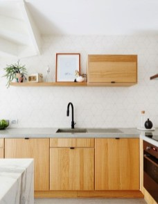 Awesome Wooden Kitchen Design Ideas You Must Have 19