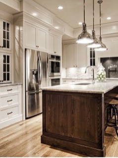Awesome Wooden Kitchen Design Ideas You Must Have 38