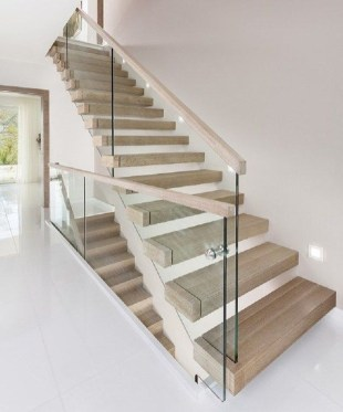 Best Minimalist Staircase Design Ideas You Must Have 24