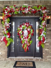 Charming Outdoor Décor Ideas For Christmas To Try 17