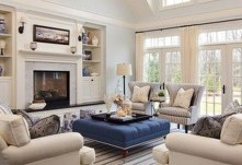 Elegant Large Living Room Layout Ideas For Elegant Look 26