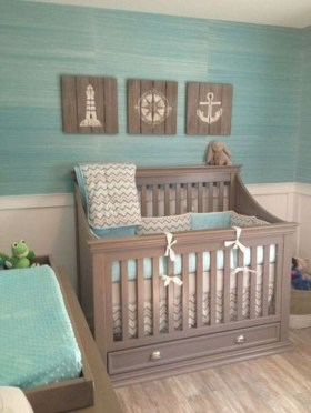 Fabulous Baby Boy Room Design Ideas For Inspiration 07