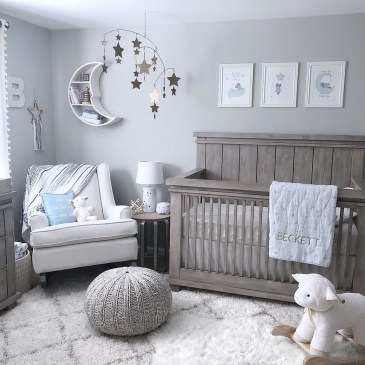 Fabulous Baby Boy Room Design Ideas For Inspiration 16